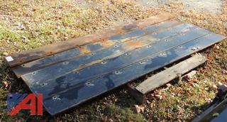 Snow Plow Edges For Fisher Plow