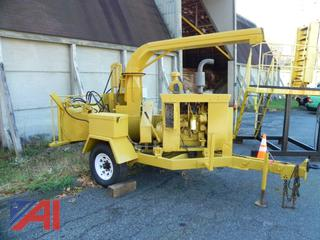 "(#8) 1995 Performance 250  Brush Bandit  12"" Towable Chipper"