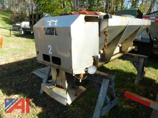 (#11) Air Flow 8' Stainless Steel Spreader