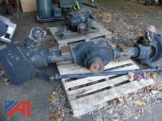 (#14) Marmon Herrington Front Axle
