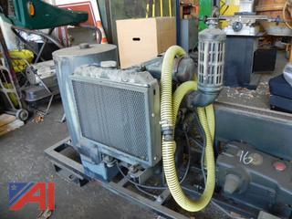 (#16) Hi Pressure Diesel Water Pump