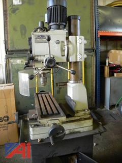(#17) Acra Milling and Drilling Machine
