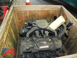 (#20) Re-Manufactured 6.2L Diesel Engine, New
