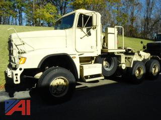 (#22)  2005 Freightliner FLD120 Military Tractor
