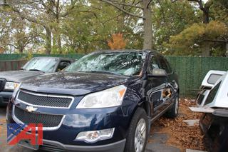 2012 Chevy Traverse SUV