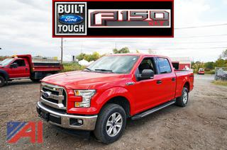 REDUCED BP 2017 Ford F150 XLT Crew Cab Pickup Truck