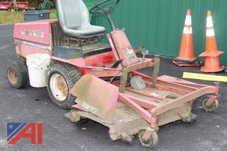 "Toro Groundsmaster 72"" 220-D Riding Mower"