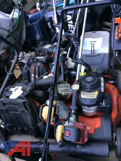 (#21) Push Mower, Weed Wackers and More