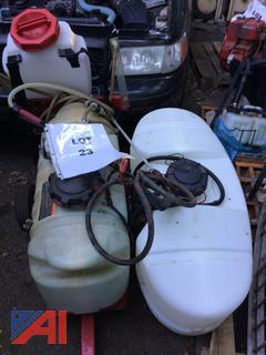 (#23) Miscellaneous Spraying Equipment