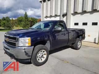 2011 Chevy Silverado 3500HD Pickup Truck