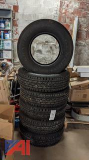 225/75R16 General Grabber Tires
