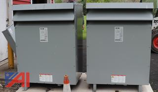 2400 Volt Distribution Transformers