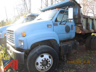 2001 GMC TC7H042 Dump Truck