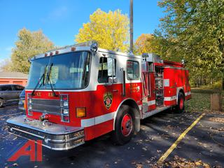 1989 American Eagle OFC-A 190 Fire Chassis