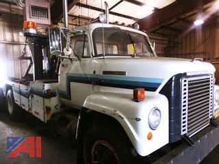 1975 International Fleet Star 2050A 50 Ton Intertow Truck