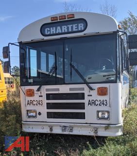 2010 Thomas Wheel Chair Bus