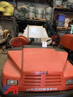 160 Gallon Hydromaster Broyhill Sprayer