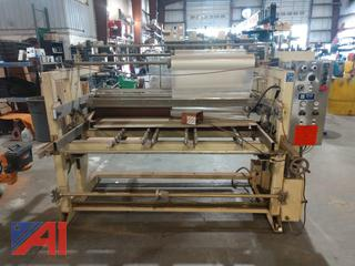 Walco Sigh Applicator/Laminator Machine
