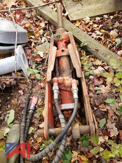 Stanley Hydraulic Excavator Hammer