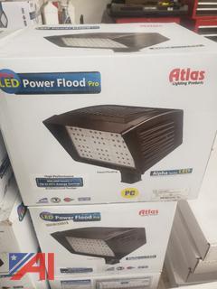 126W LED Flood Light