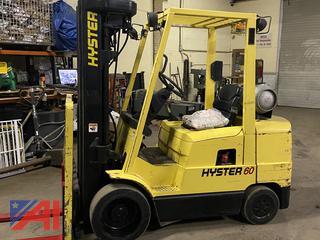 Hyster 5,000 lb. Forklift