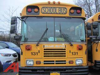 2000 Blue Bird TC2000 School Bus