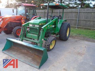 1997 John Deere 970 Tractor