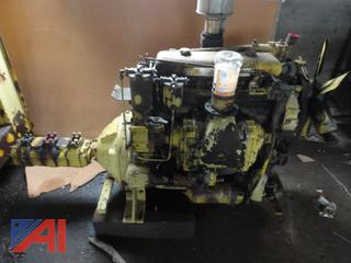 Detroit 471 Diesel Engine for Parts
