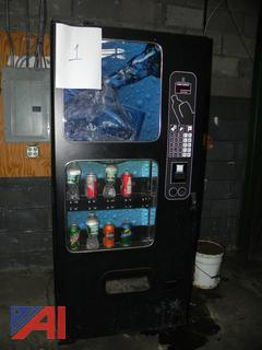 (#1) Beverage Vending Machine