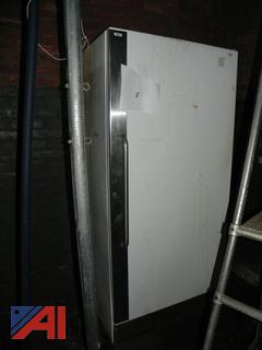 (#5) Upright Freezer