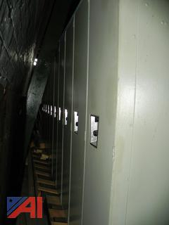 (#10) Section of Student Lockers with 10 Lockers