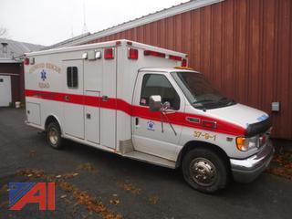 2000 Ford E450 Ambulance