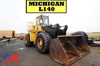 1989 Michigan/Volvo L140 Wheel Loader