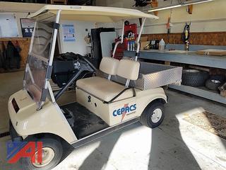 Open Golf Cart