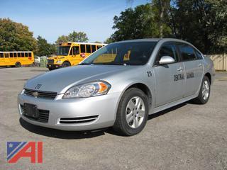 2009 Chevy Impala LS 4 Door Sedan