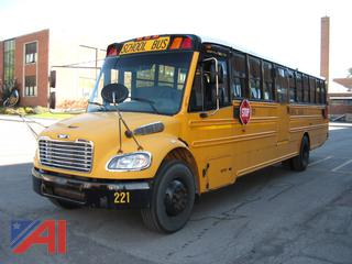 2012 Freightliner/Thomas B2 School Bus