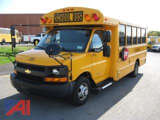 2011 Thomas Express G4500 Mini School Bus