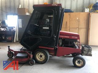 1996 Toro 345 Groundmaster with Cozy Cab