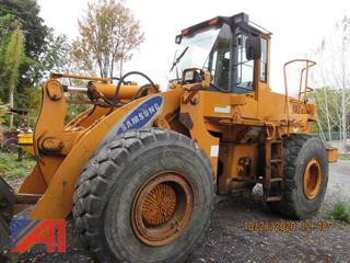 1997 Samsung SL-180 Wheel Loader
