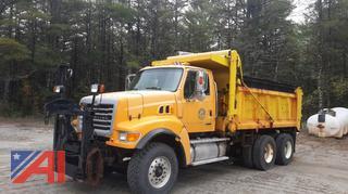 2001 Sterling LT9500 Tandem Dump Truck with Plow, Wing & Side Sander