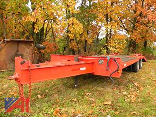 1987 Centreville Tag-A-Long 17' Trailer with Ramps