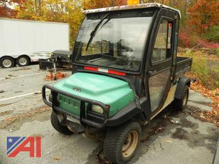 Club Car Carryall 294 4 x 4 Utility Vehicle