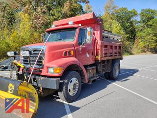 2004 Sterling L7500 Dump Truck with Plow and Sander
