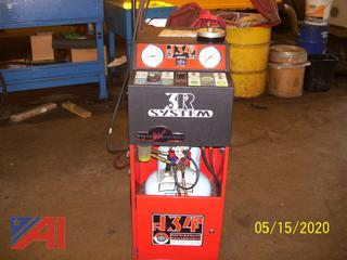 White Industries A/C Charging Machine