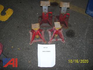 Various Jack Stands