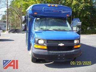 2005 Chevy Express 3500 Mini Bus