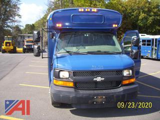 2006 Chevy Express 3500 Mini Bus