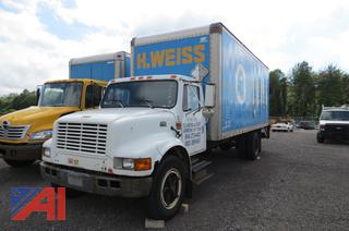 1994 International 4700 Box Truck