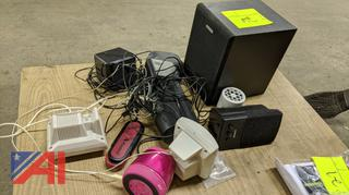 Various Speakers for Electronics