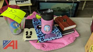 Diaries & Drinking Cups